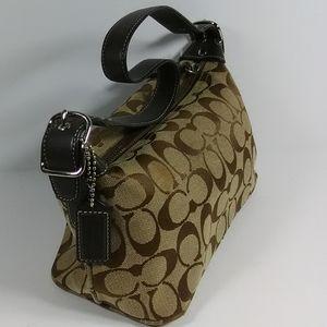 COACH small pre-owned handbag 6044